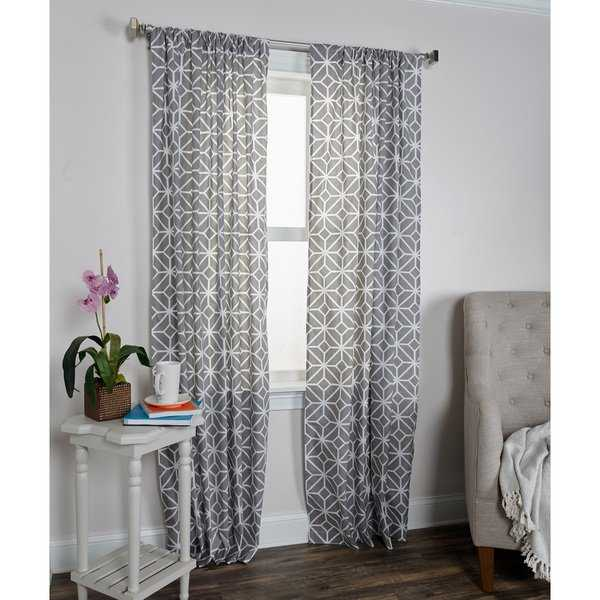 Arden Loft Mindwork Collection Geometric Pattern 84 - 42 x 84