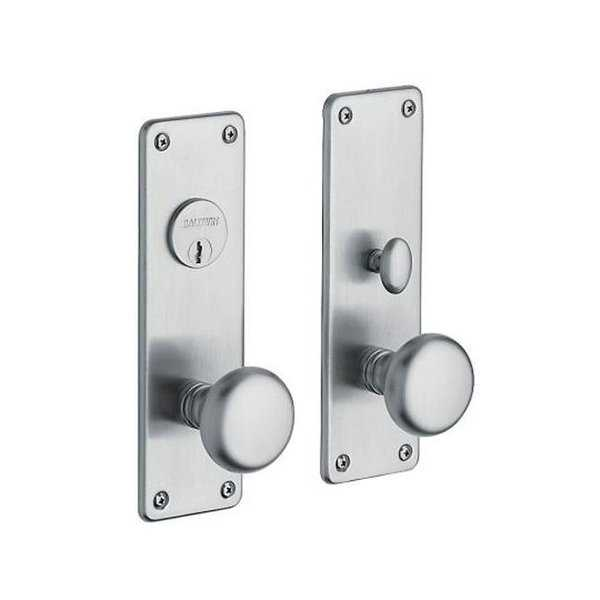 Reading Single Cylinder Mortise Handleset Entrance Trim Set,