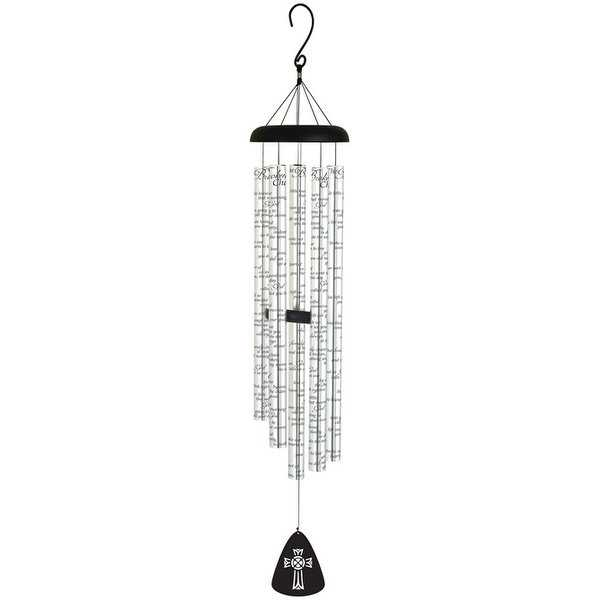 Carson 60327 55 in. Sonnet Wind Chime - The Broken Chain